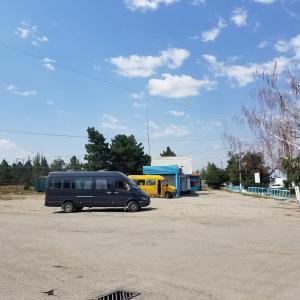 【キルギス】イシククル湖畔のトン村でユルタ泊