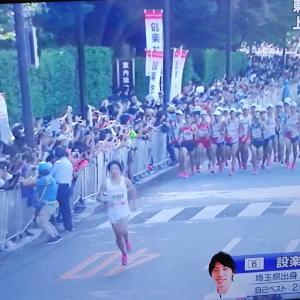 マラソンMGCの結果を見て思った事 設楽選手の勇気に感動です