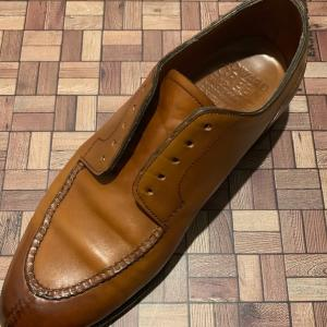 革靴を清潔に保つための内側のお手入れ