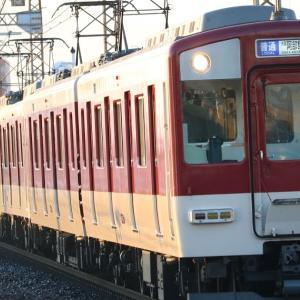 近鉄南大阪線撮影記 針中野駅平日ラッシュ編