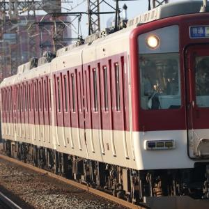 近鉄南大阪線撮影記 針中野駅 ~朝ラッシュ編~(2020/08/27号)