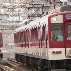 近鉄南大阪線撮影記 北田辺駅・河堀口駅編 (2021/07/03号)