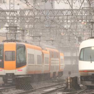 近鉄奈良線・大阪線撮影記 雨の中の鶴橋駅と近鉄八尾駅編