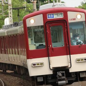 近鉄京都線撮影記 木津川台駅編 (2021/08/23号)