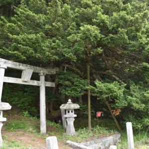【神社-滝根-02】諏訪神社