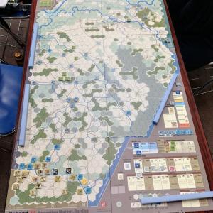 GMT Holland '44: Operation Market-Gardenを対戦しました