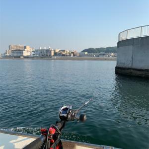 沖干し釣り 2021年6月