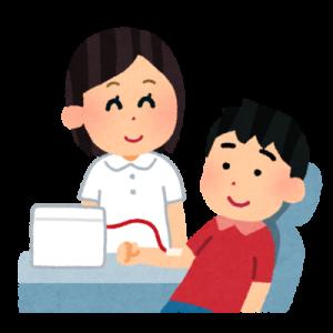 勤務時間中の献血について