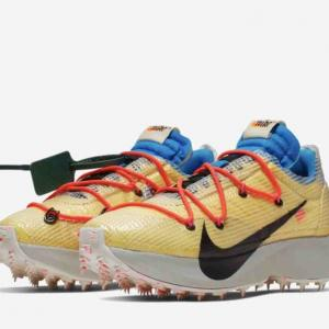 [11/14販売予定]OFF-WHITE × NIKE VAPOR STREET TOUR YELLOW