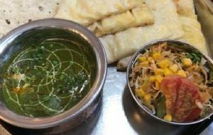 魚町のインド料理アシス
