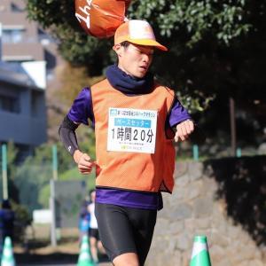 疲労抜きジョグ 【レポ前編】世田谷246ハーフ スタート前~10km