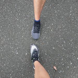 ジョグ15km with はるやま