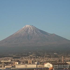 お山 それは富士山