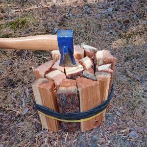 薪の補充!年末年始に向けて。。