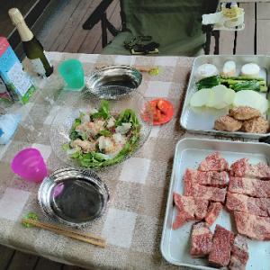 肉肉バーベキュー