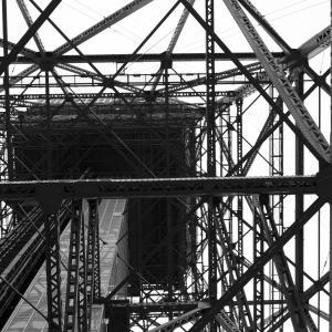 シルエット「東京タワー」