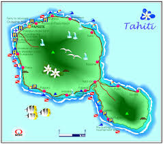 海外旅行解禁後のタヒチ島各地のホテル候補! 739本目