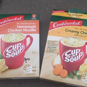 【カップスープ】マグカップで食べるヌードル【小腹が空いたら】