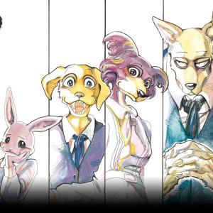 新着情報 【アニメ】「BEASTARS」第2期は2021年放送、フリー役で木村昴が出演