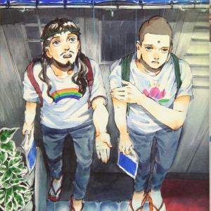 【漫画】ブッダとイエスの人気コメディ「聖☆おにいさん」第18巻。