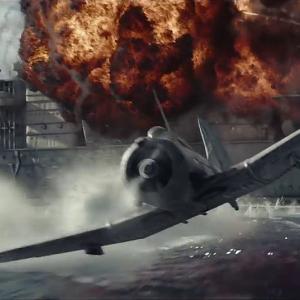 """""""中国製""""日米戦映画、米軍人の怒りと感動ポイント"""