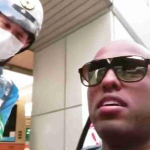 「アメリカの警察もこうあるべきだ」交通違反で捕まった外国人が、日本の警察の対応の素晴らしさを語る動画が話題に!