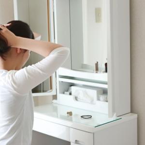 「ドレッサー」vs「洗面所」~比べてわかる片づけシリーズ⑥化粧品