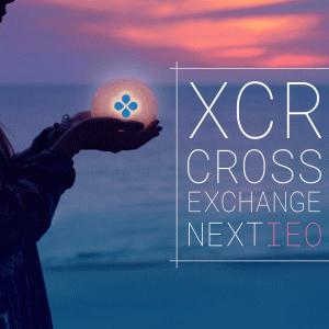 次回IEOはCROSS(XCR)