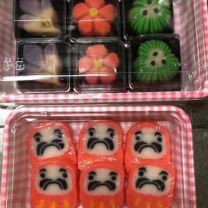 今年も夫の両親に感激された手作りの和菓子☆