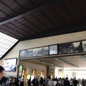 【大学生ヨーロッパ一ヶ月間の周遊体験記】10/14 イタリアフィレンツェの観光!!