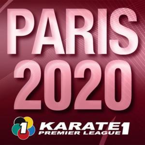 KARATE1プレミアリーグ2020パリ大会