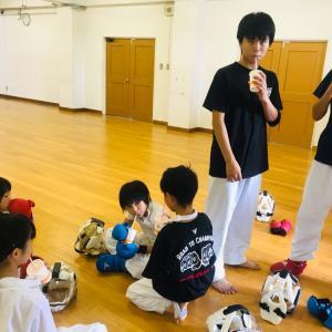 夏の組手強化練習〜2日目〜