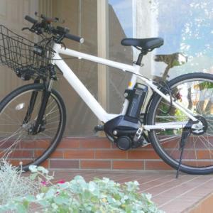 自転車通勤は電動自転車がおすすめ 坂道ラクラク、運転する気持ち良さ