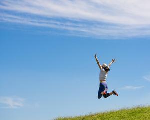 「レッツポジティブ」ストレス軽減法4