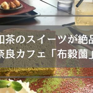 大和茶のスイーツが絶品!法隆寺近くのおすすめカフェ「布穀薗」