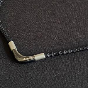 【ファイテンネックレス】首・肩周りのコリが軽減されると話題のネックレス。ランニング中の腕の疲れにも効果を感じた!