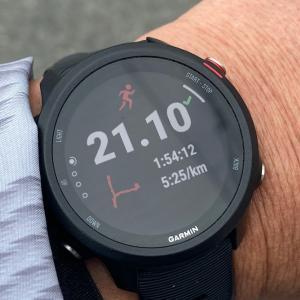 川内優輝選手の練習メニューに挑戦!20kmジョグ