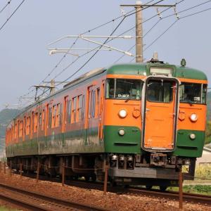 おはようございます☀️カボチャ電車