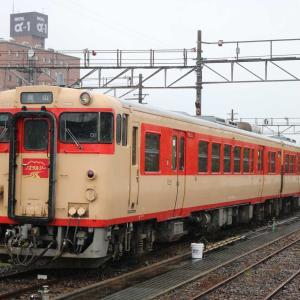 おはようございます☀️ノスタルジー列車