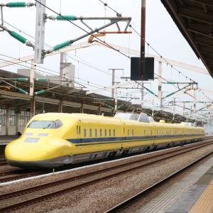 おはようございます☀️ドクターイエロー新幹線