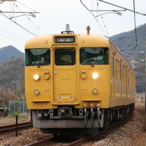 おはようございます☺️イエロー電車