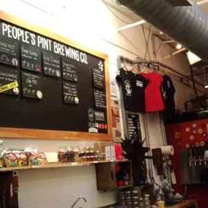 トロントのクラフトビール~People's Pint Brewing Company