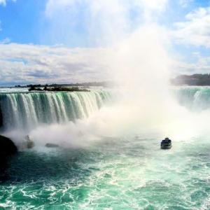 ワーホリ@トロント~巨大な滝に感動!ナイアガラ観光!