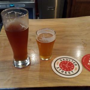 トロントのクラフトビール~Saulter street brewery