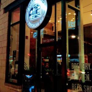 トロントのクラフトビール~EAST BOUND BREWING CO