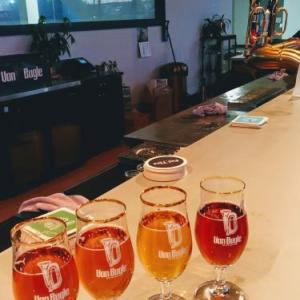 トロントのクラフトビール~あのビールここで造られてたのか!@Von Bugle Brewing