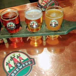トロントのクラフトビール~The 3 BREWERS