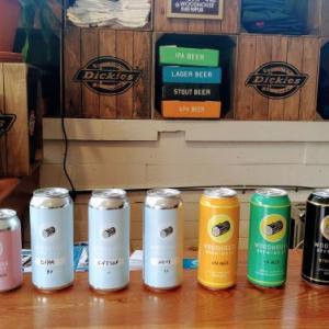 トロントのクラフトビール~WOODHOUSE BREWING(コロナの影響でバーは閉店中)
