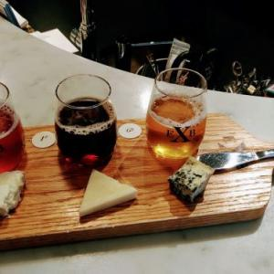 クラフトビールinナイアガラ~ビールとチーズのペアリング&アイスワインビール@The Exchange Brewery&Niagara Brewing