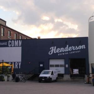 トロントのクラフトビール~Henderson Brewing Company